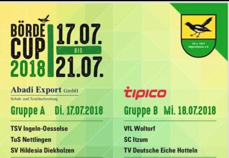 Börde Cup 2018