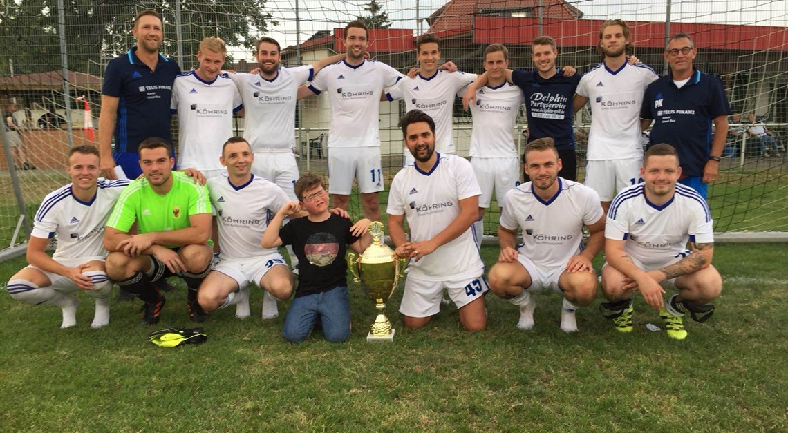 Titelverteidigung beim Börde-Cup 2018