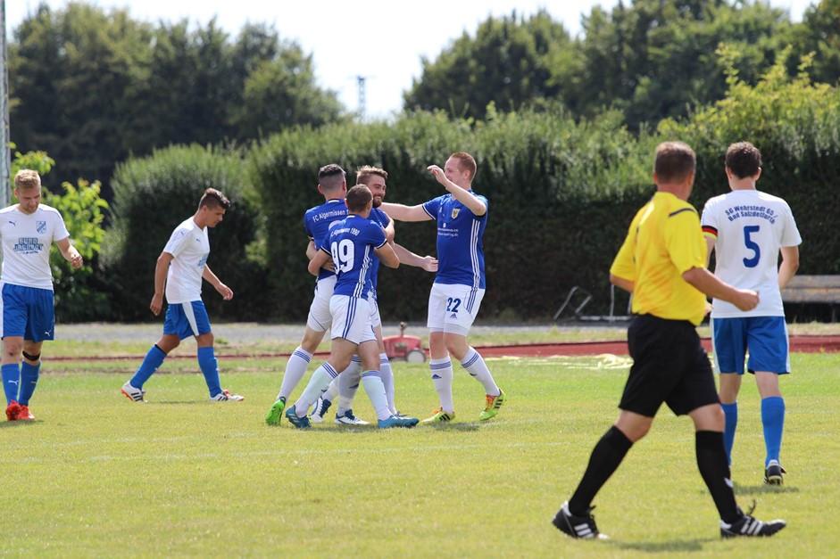 FCA startet mit 2:0 Sieg in die Kreisliga-Saison
