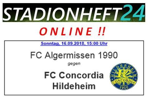 Stadionheft - Online !!