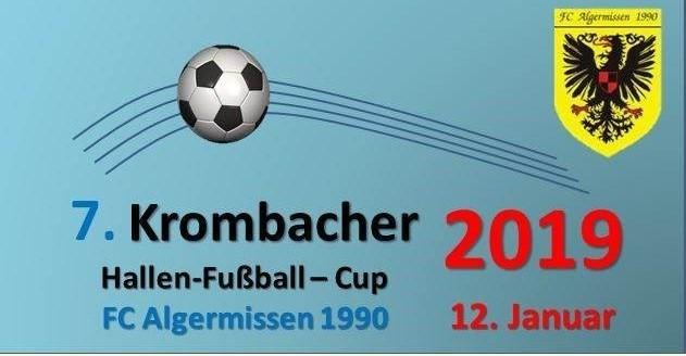 7. Krombacher Cup 2019