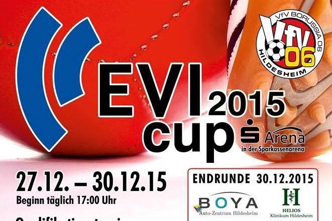 FC Algermissen beim EVI Cup 2015