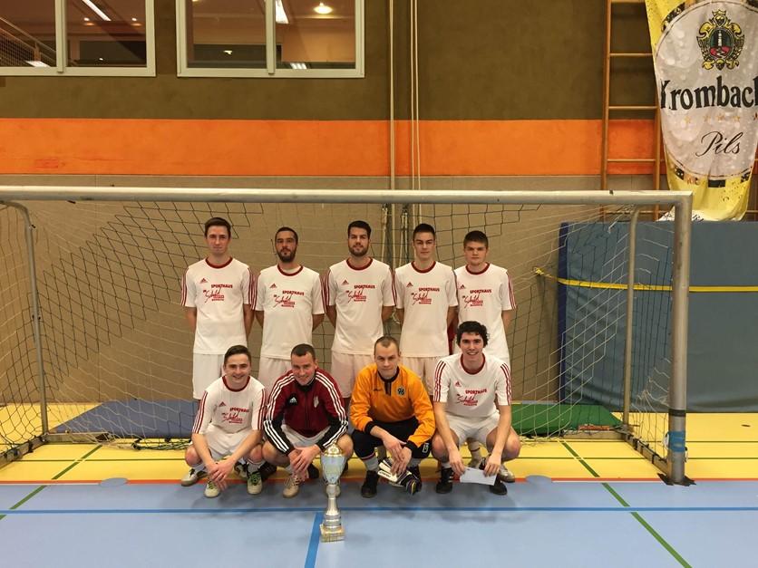 Rot Weiß Ahrbergen gewinnt den Krombacher-Cup 2016