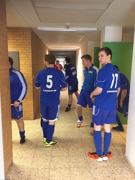 2.Herren des FCA erreicht 6.Platz beim TSV Heisede