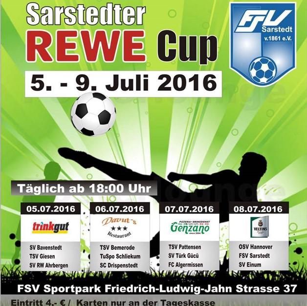 FCA scheidet beim REWE-Cup aus