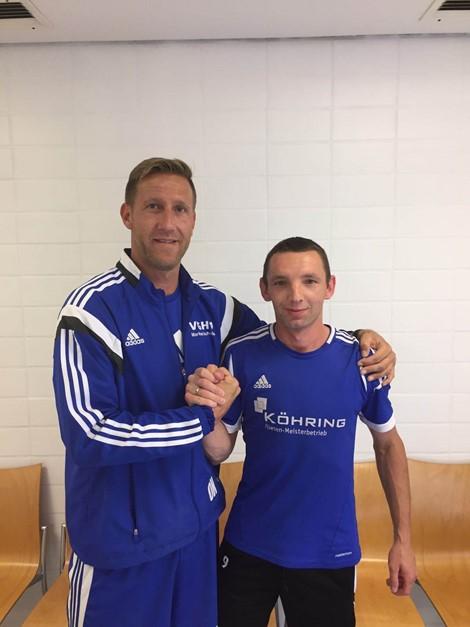 Daniel Krafczyk verstärkt den FC Algermissen