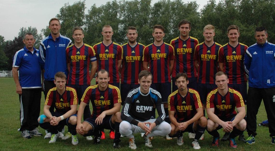 2.Platz beim Börde-Cup 2016