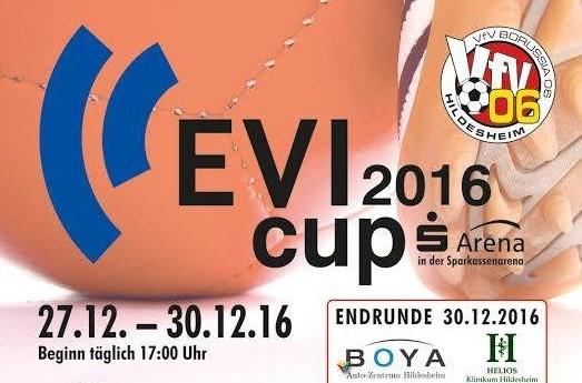 Update: Ergebnisse des FCA beim EVI Cup 2016!
