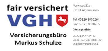 Sponsor - VGH Markus Schulze