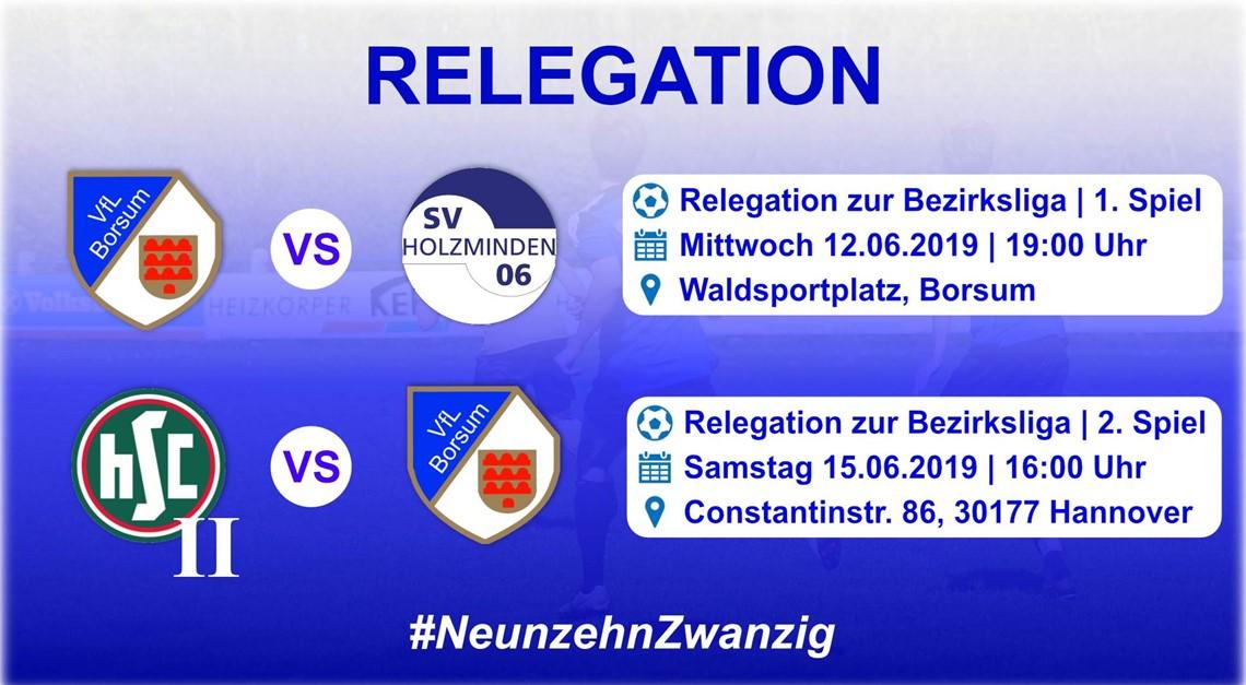 Bezirksliga-Relegation