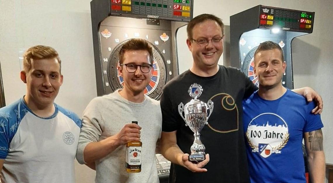 1.Dartsmeisterschaft übertrifft unsere Erwartungen