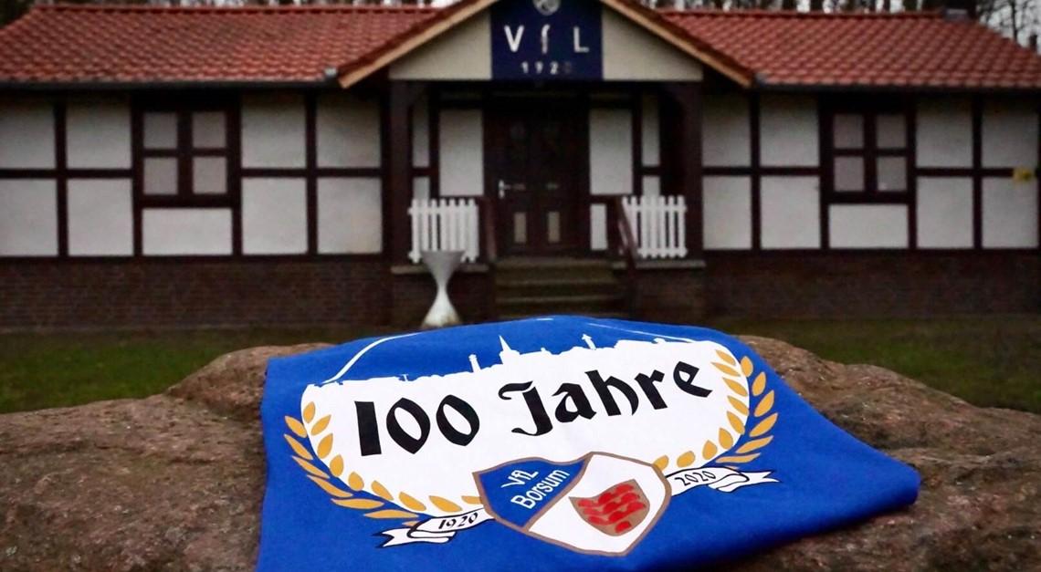 100 Jahre Verein für Leibesübungen Borsum