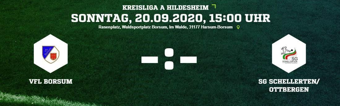 3. Spieltag in der Kreisliga
