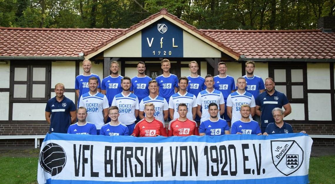 Doppelspieltag für den VfL aus Borsum