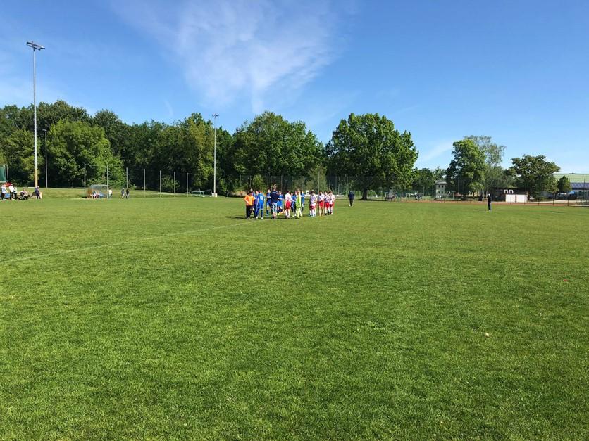 D1 - 7. Spiel Meisterrunde - 3. Niederlage