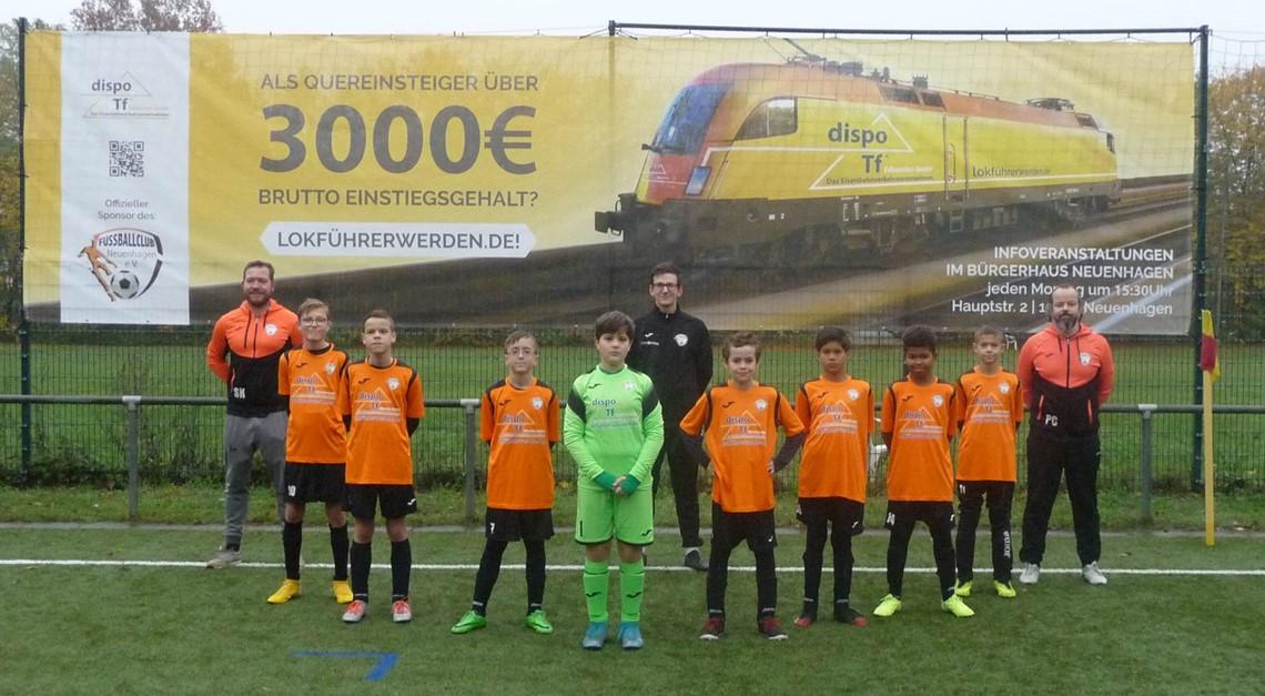 D3: Fussballclub Neuenhagen:SV Gartenstadt