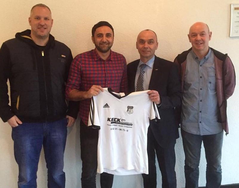 Kemal Akman neuer Trainer der 1. Mannschaft