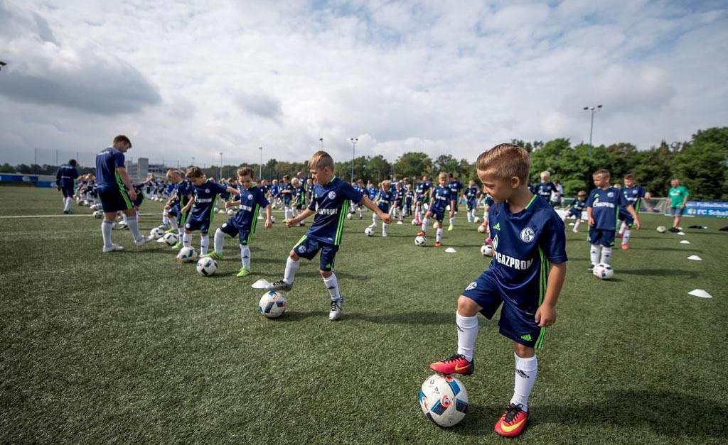 Schalke 04 Camp vom 29. bis zum 31. August 2017
