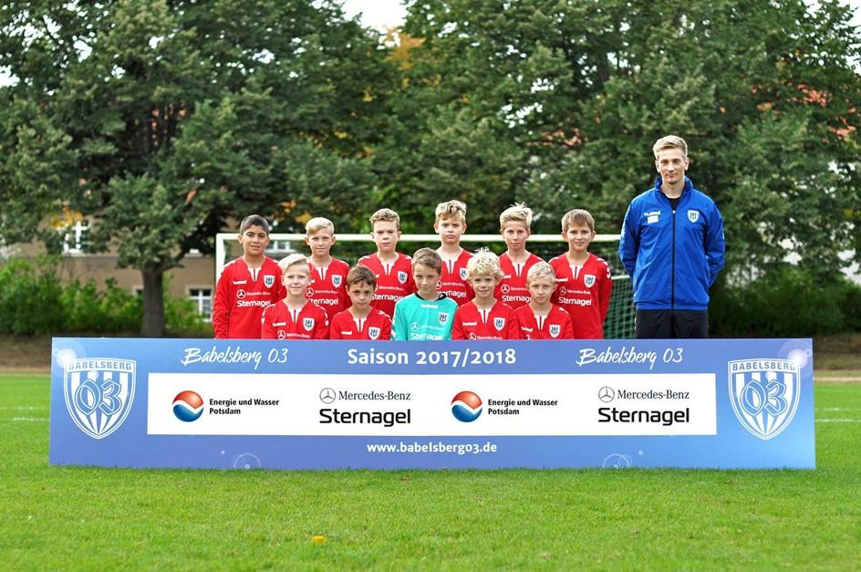 E1: SV Babelsberg 03 in Neuenhagen
