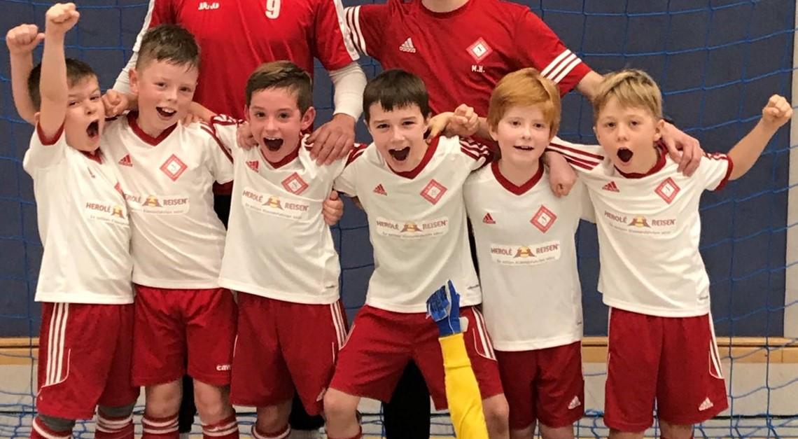 F3: Turniersieg beim 1. FC Frankfurt