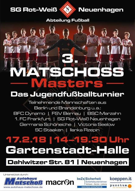 D1: 3. Matschoss-Masters