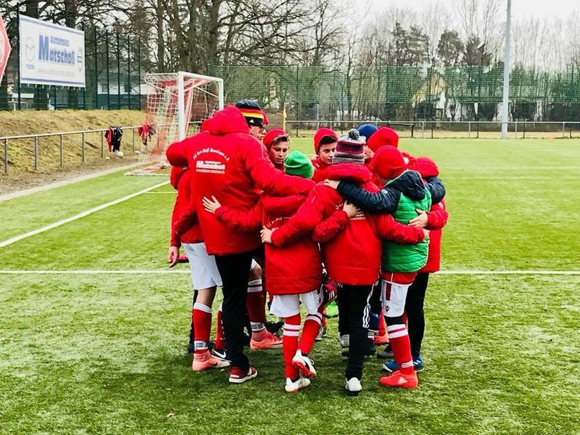 D1: Meisterrunden-Auftaktsieg gegen Müncheberg