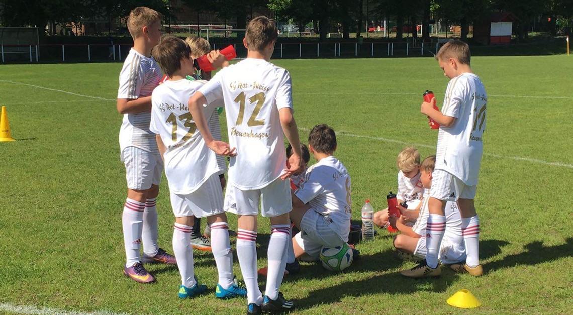 0:3 Niederlage gegen Strausberg