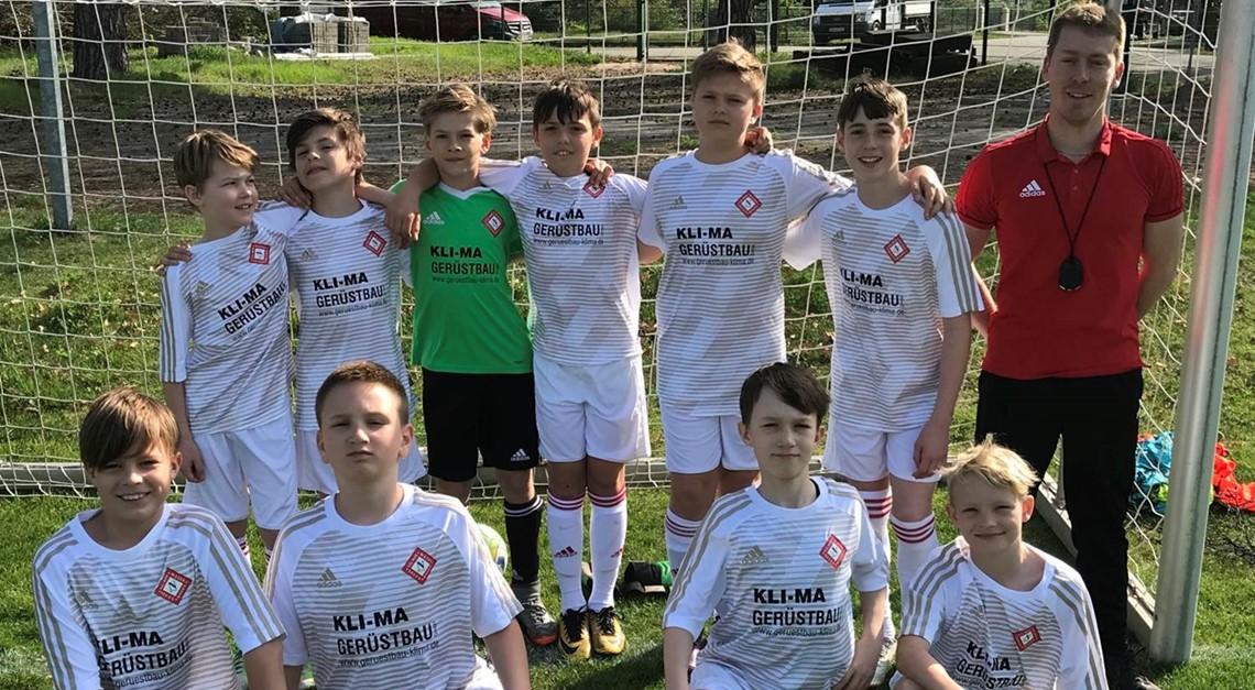 E1: Landesliga Relegationsspiel gg. Babelsberg