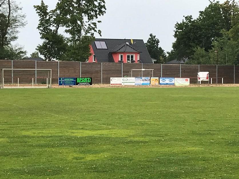 1. Männer: Testspielsieg gegen Hennickendorf