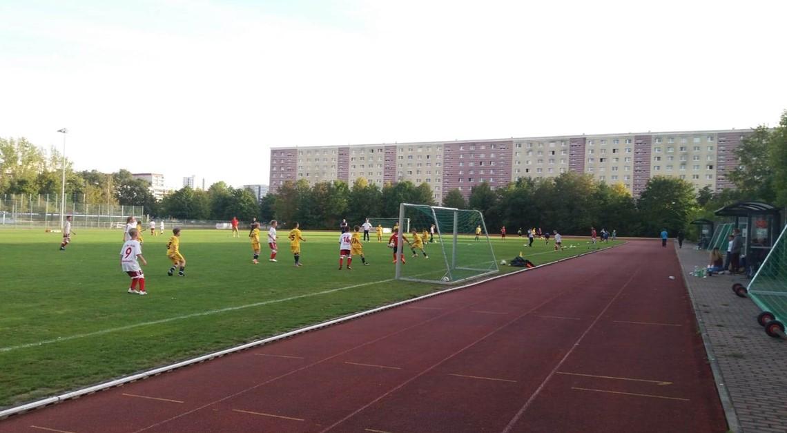 D1/D3: Testspielerfolg beim FC Nordost