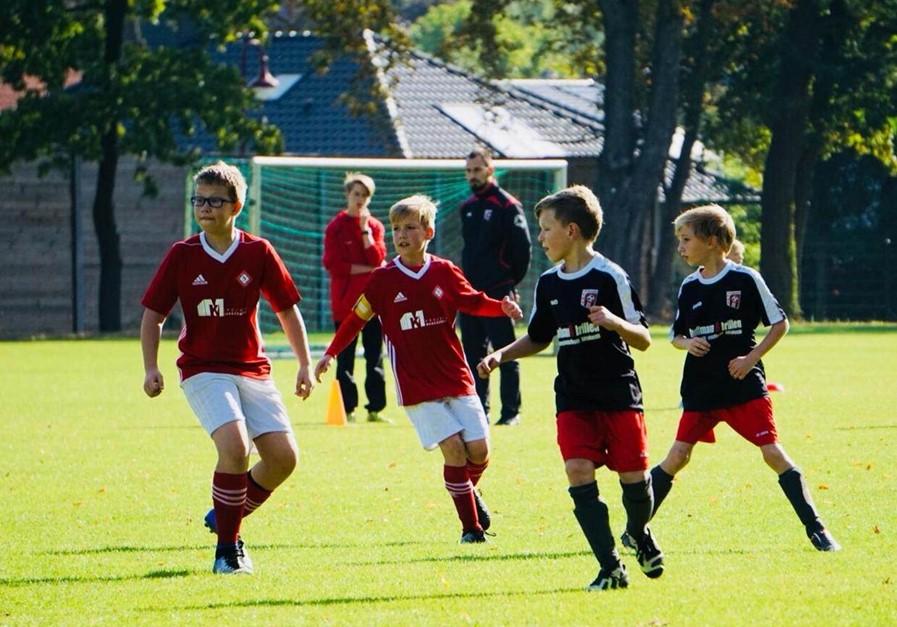 Heimspiel gegen LOK Eberswalde