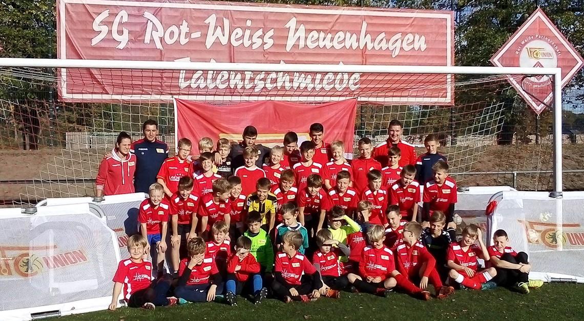 Union Feriencamp in Neuenhagen