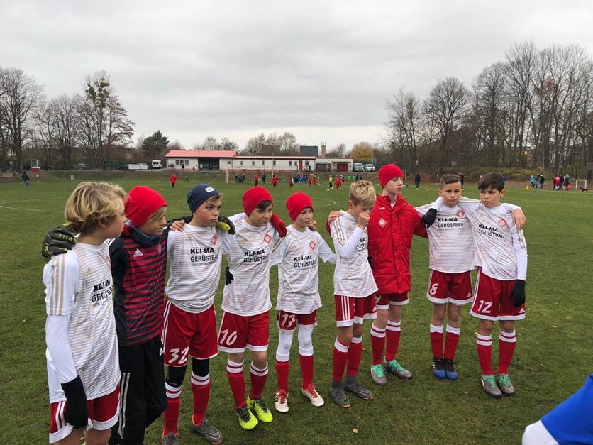 Testspielniederlage gegen FSV Bernau
