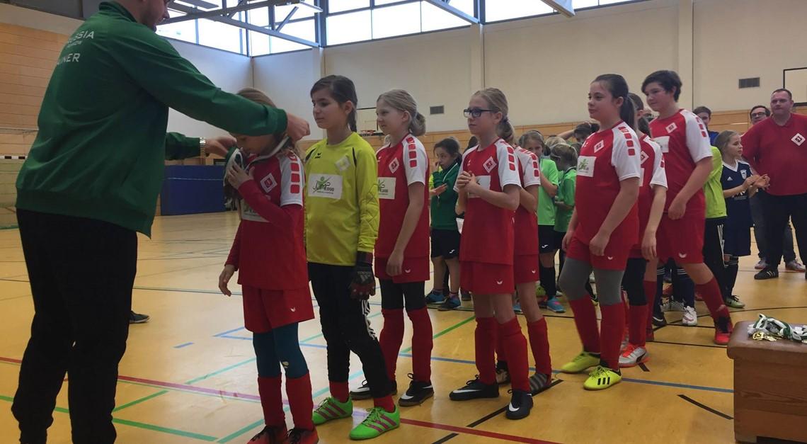Erfolgreich beim ersten Mal Futsal