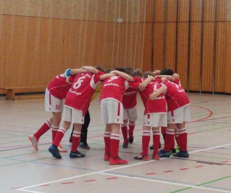 Neuenhagener Hallencup der D II Junioren