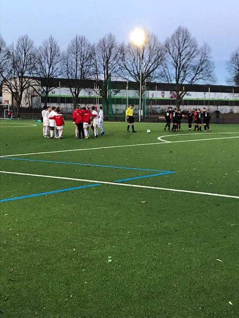 D1: 3:1 Sieg bei Lok Eberswalde
