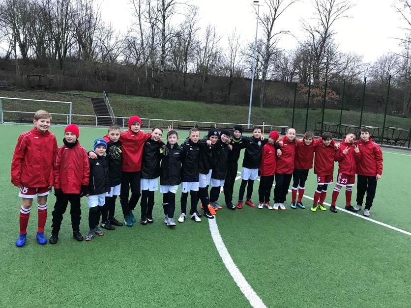 D1-Junioren erreichen Halbfinale im Köpenick-Pokal