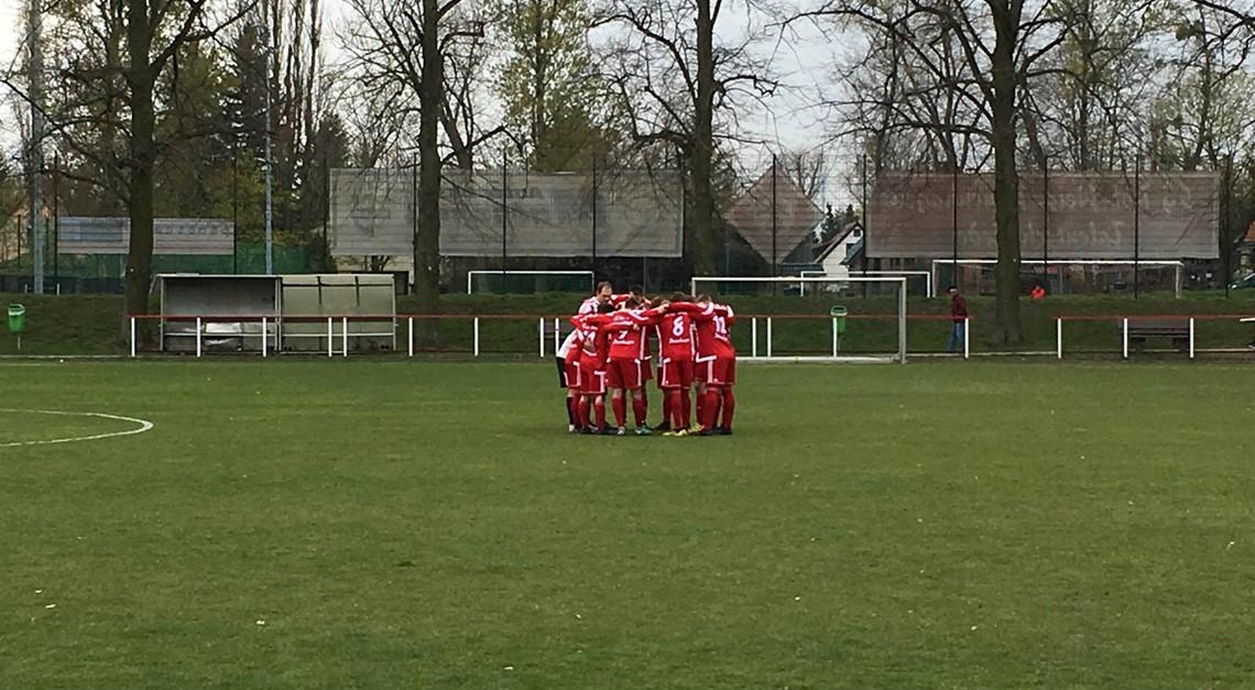 Männer: 5:1 Sieg gegen Klosterdorf