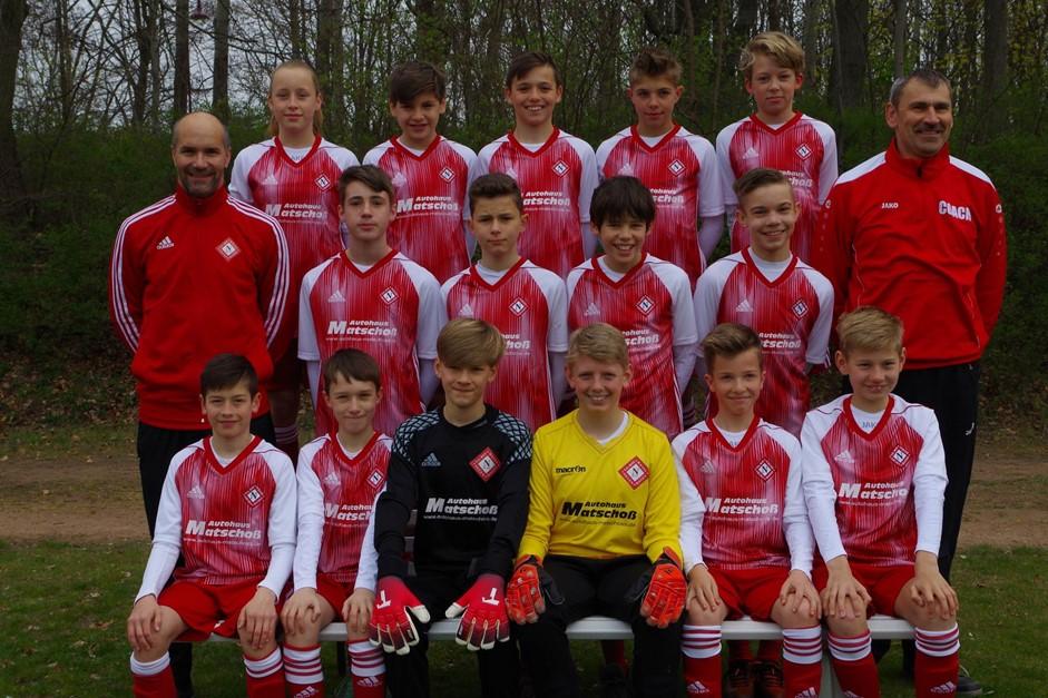 Halbfinalspiel im Köpenick Pokal Jahrgang 2007