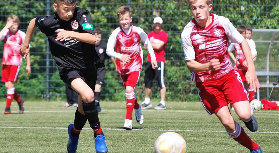 D1-Junioren beenden Landesligasaison mit Platz 5
