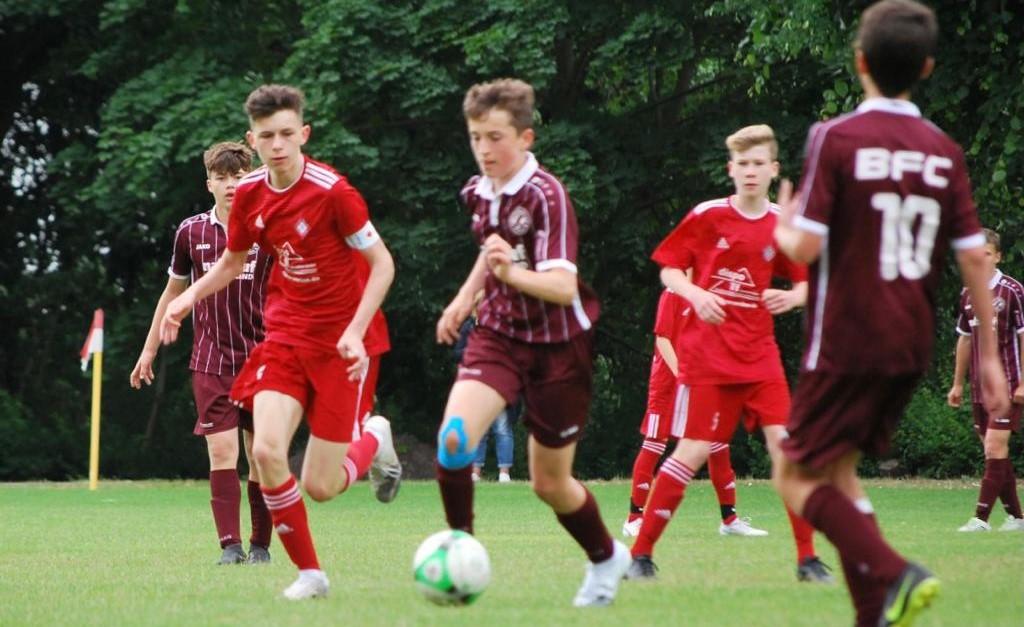C1 spielte gegen das Regionalligateam des BFC