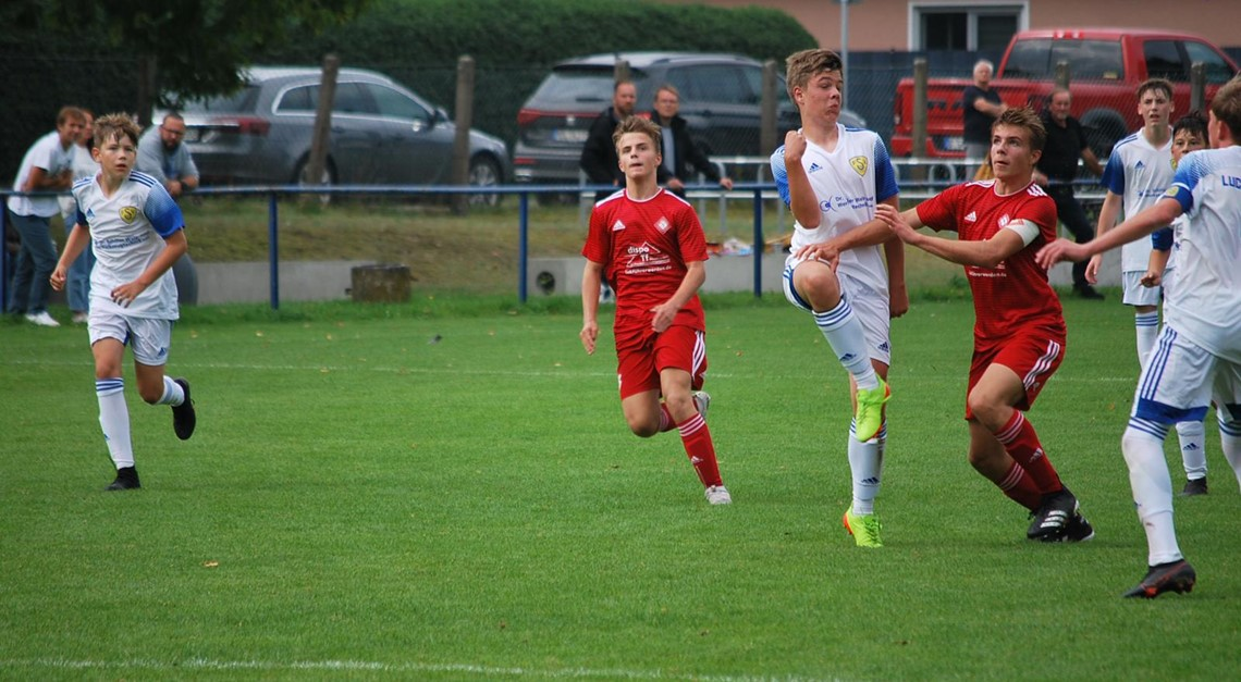 0:5 Auswärtserfolg in Luckenwalde