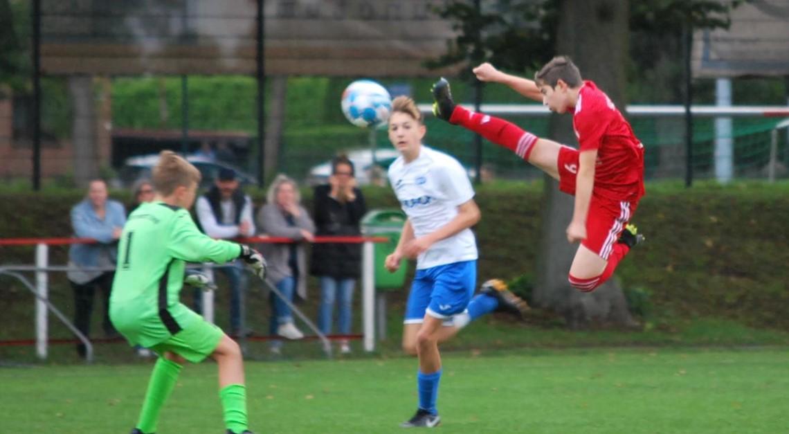 7:0 Heimerfolg am 5. Spieltag