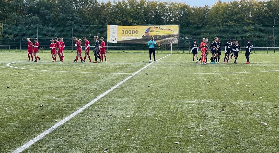 Testspielniederlage gegen Berliner SC