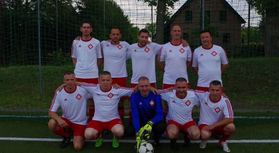 Neue 2. Männermannschaft der SG aus Neuenhagen