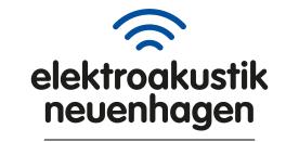 Sponsor - Elektroakustik Neuenhagen GmbH