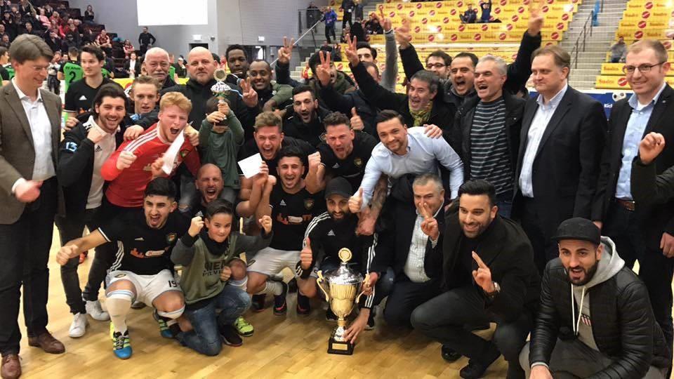 SV Newroz Hildesheim gewinnt den EVI-Cup 2017