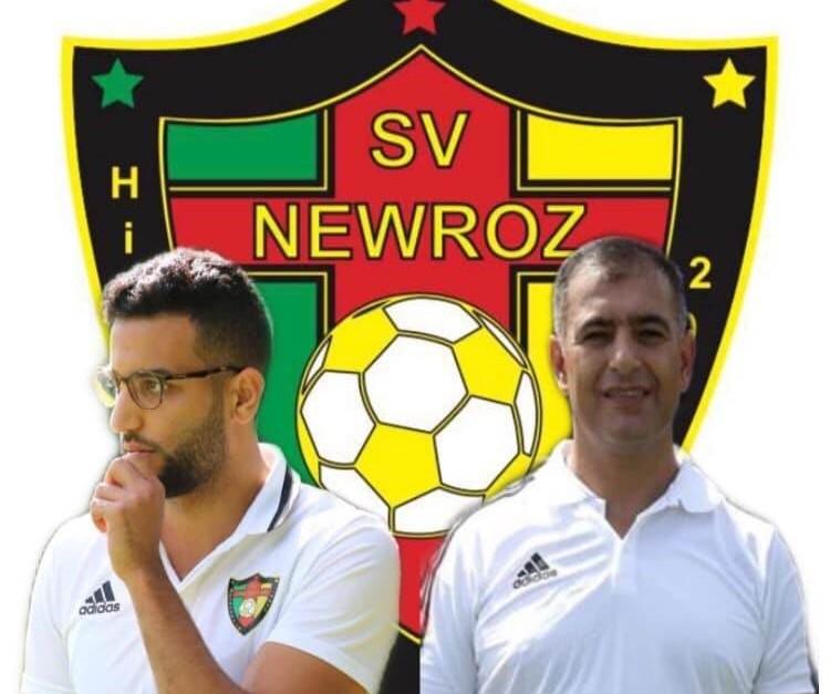 Slavik Siabandov wird neuer Newroz Trainer