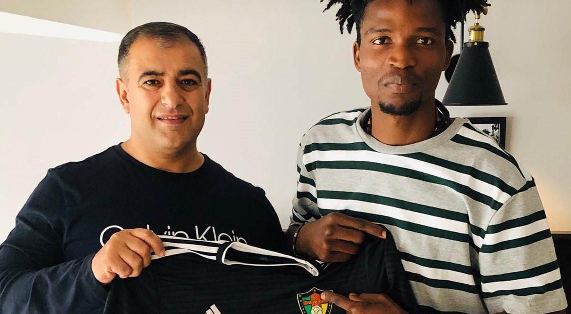 Jallow wechselt zum SV Newroz