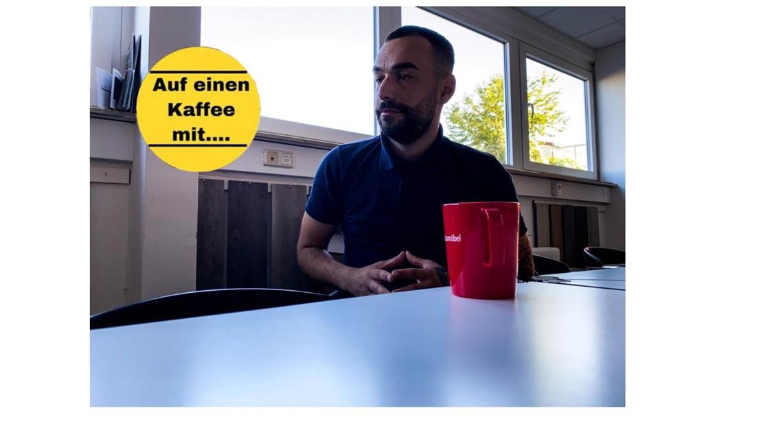 Auf einen Kaffee mit Bulut Türkoglu